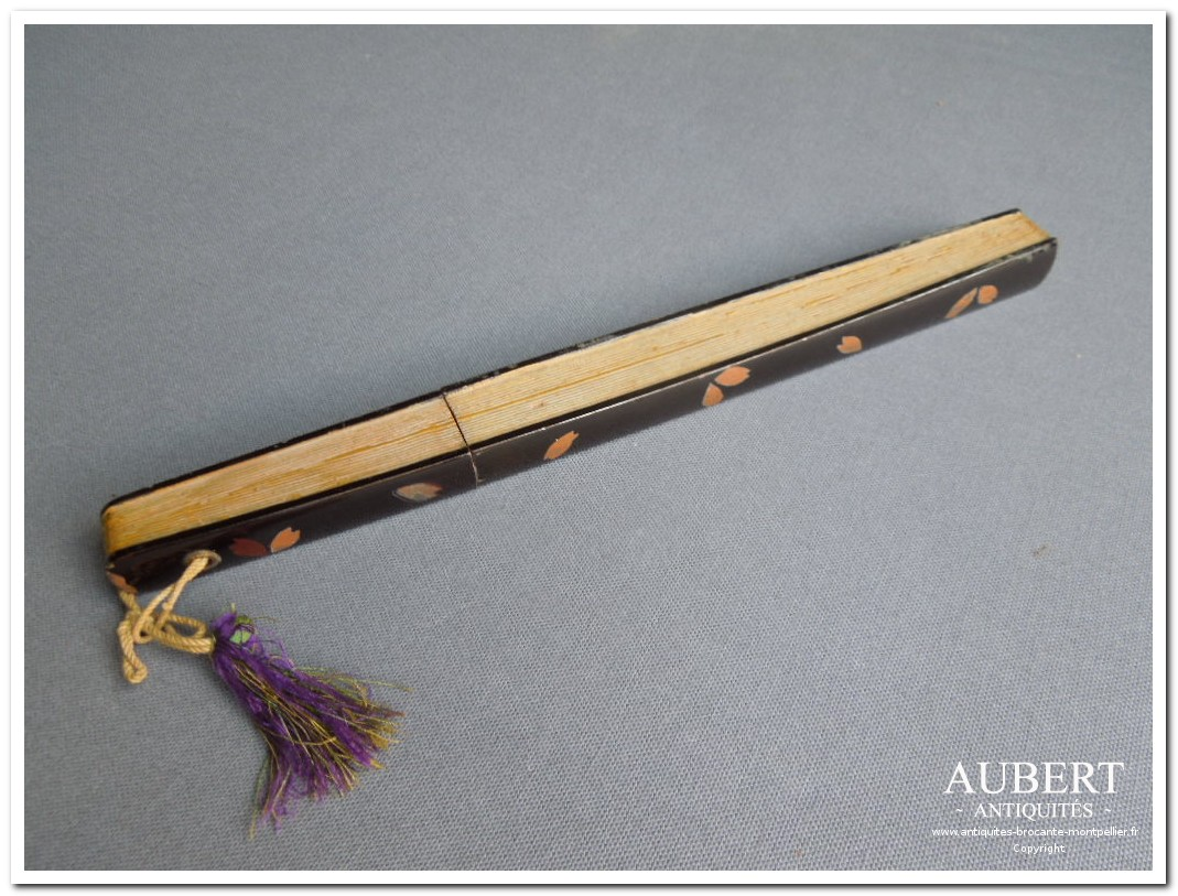 Antiquit s brocante aubert brocanteur montpellier for Mobilier japonais ancien