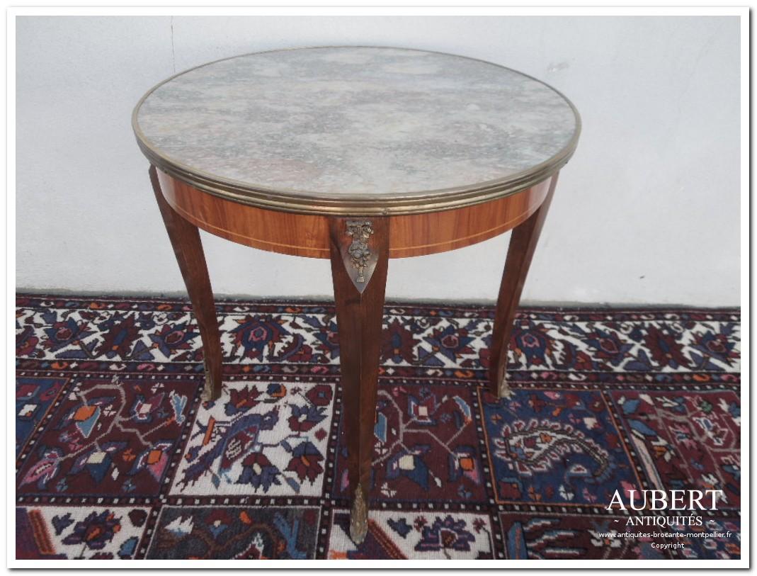 Antiquit s brocante aubert brocanteur montpellier for Table basse scandinave marbre