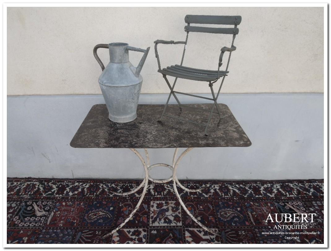 Antiquit s brocante aubert brocanteur montpellier antiquaire fabr gues - Table de jardin zumba montpellier ...