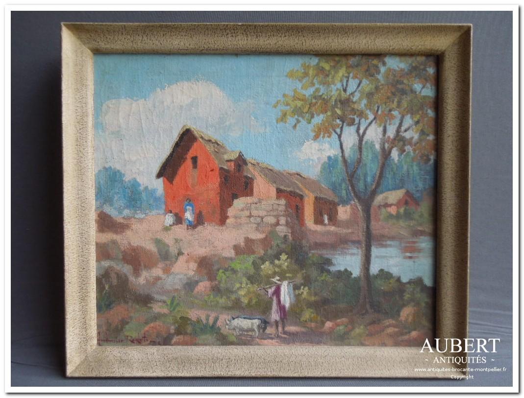 Achat tableaux anciens vente tableaux anciens - Vente tableau peinture ...