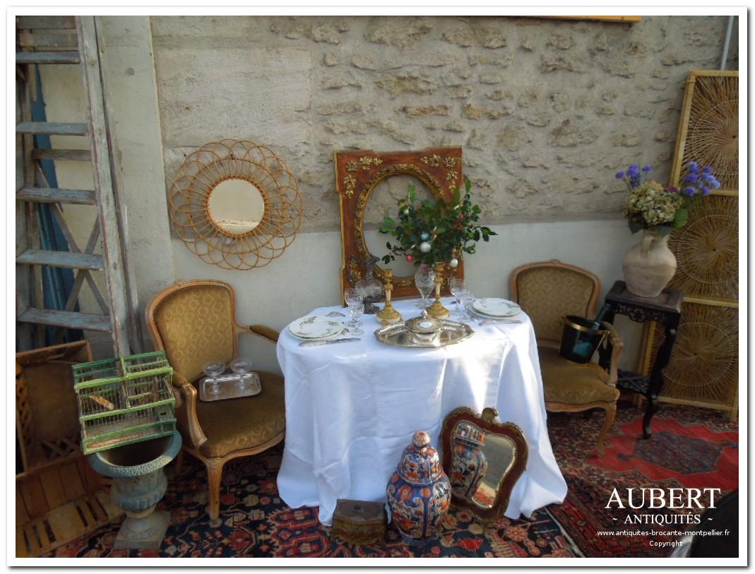 Antiquites Brocante Aubert Brocanteur Montpellier Antiquaire Fabregues
